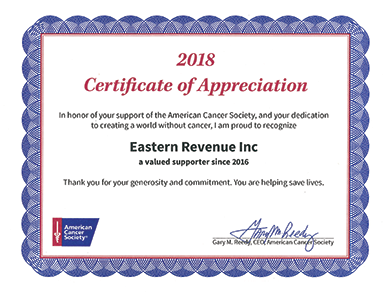 EasternRevenue_ACS_Certificate